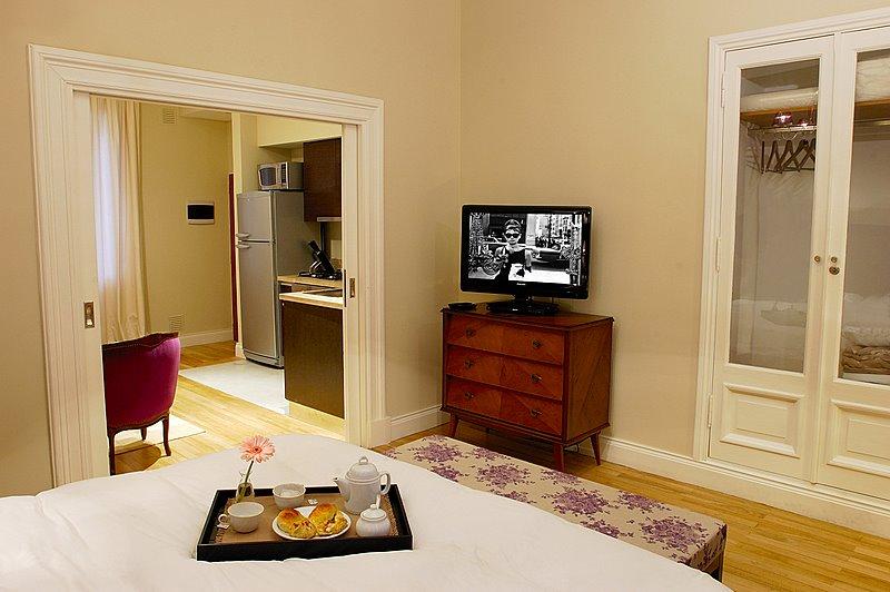 One Bedroom 1C